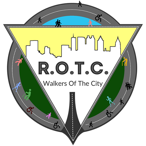 Walkers Of The City
